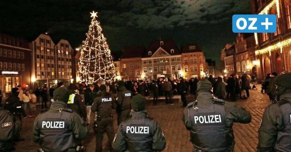 Nach illegaler Corona-Demo: Rügener AfD-Politiker kritisiert Stralsunder Polizei