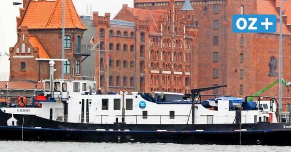 Stralsunder Eisbrecher startklar: So rüstet sich die Weiße Flotte für den Winter