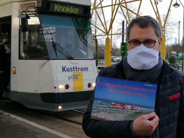 Un livre-photo sur le tramway côtier. - Fotoboek over de kusttram