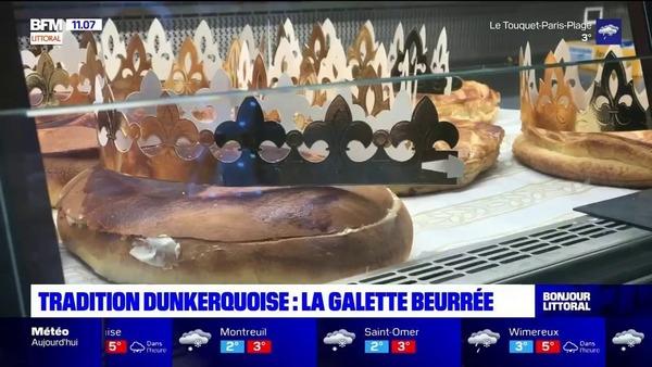La galette beurrée, une tradition dunkerquoise - De botergalette, een traditie uit Duinkerke