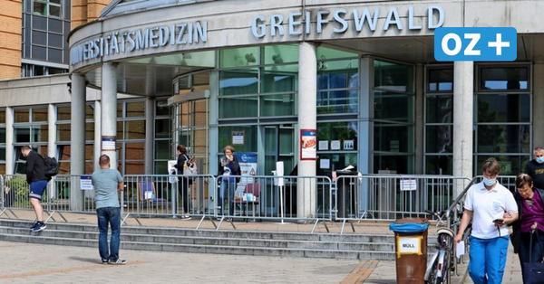 Unimedizin Greifswald: Vorerst keine Besuche möglich