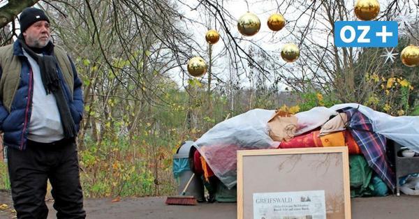 Greifswald: OZ-Leser kritisiert Forderungen eines Obdachlosen