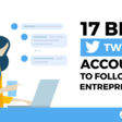 17 Best Twitter Accounts to Follow for Entrepreneurs (2021)