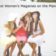 Top 50 Women's Magazines & Publications To Follow in 2020