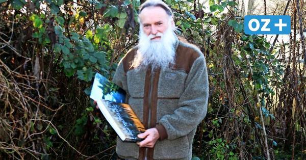 Bartenshäger Naturbursche mit neuem Buch: Auf dem Paddelboot entlang der Peene
