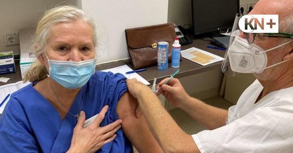 Hunderte Klinikmitarbeiter im Kreis Segeberg gegen Corona geimpft
