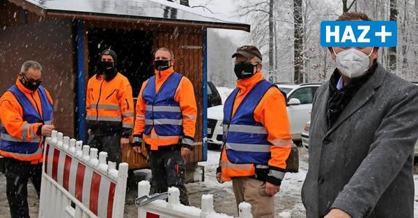 Stadt Barsinghausen verstärkt wegen des Besucherandrangs den Personaleinsatz am Nienstedter Pass