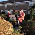 Leimuidenaren brengen muzikale kerstgroet