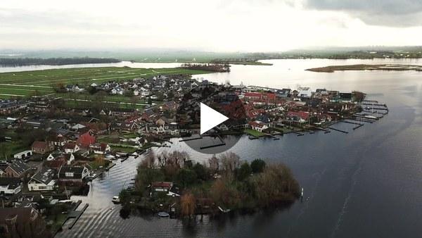 KAAG - Kaagdorp en Buitenkaag uit de lucht (video)