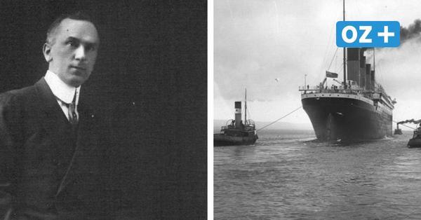 """""""Titanic""""-Opfer aus Grevesmühlen: Vater erhielt 40Pfund für seinen toten Sohn"""