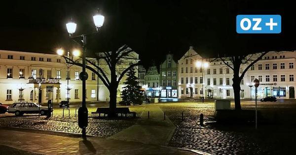 Jahreswechsel in Wismar: Hansestädter feiern stille Nacht – mit einer Ausnahme