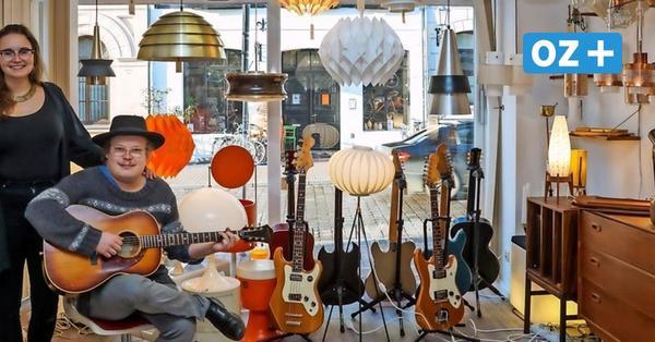 Fabelhafte Wismarer verkaufen Möbel und Gitarren in die ganze Welt