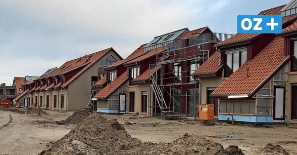 Hohen Wieschendorf: Neues Urlaubsparadies kurz vor der Eröffnung