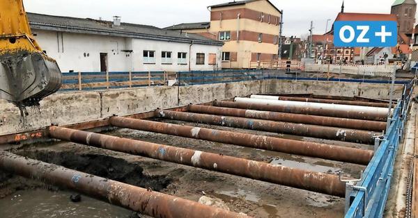 So wird in Wismar die neue Unterführung in der Poeler Straße gebaut