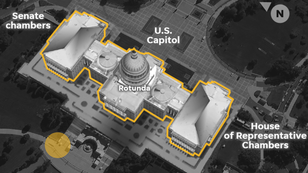 What happened in D.C. yesterday? How a Trump mob stormed the Capitol forcing Washington into lockdown