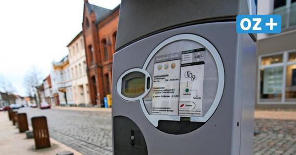 Mit App und EC-Karte: Grevesmühlen schafft neue Parkautomaten an