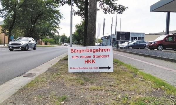 Bürgerbegehren erstreitet vorläufige Zulassung - Heidekreis - Walsroder Zeitung