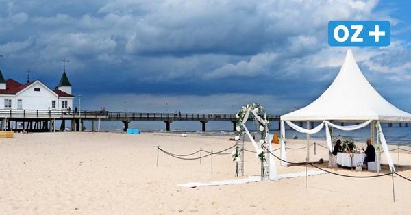 Heringsdorf: Diese Standorte im Kaiserbad bevorzugen Hochzeitspaare