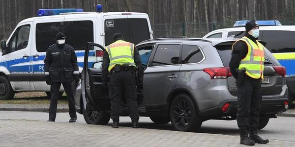 Grenzkontrollen zu Polen: Hälfte der Einkaufstouristen kehrt nach Belehrung um