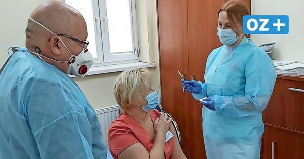 Impfstart in Swinemünde: Wer in Polen zuerst gegen Corona geschützt wird