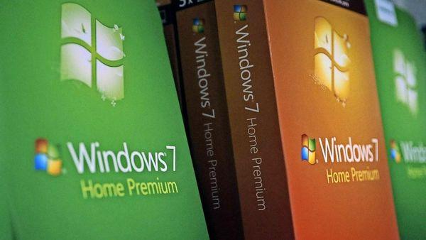 Windows 7: Rund vier Millionen PCs in Deutschland laufen mit unsicherem Betriebssystem