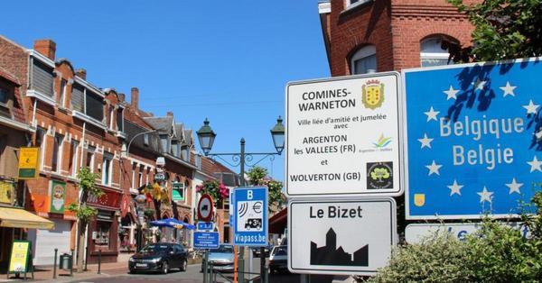 Une rencontre virtuelle organisée pour les Français qui résident à Comines-Warneton - Een virtuele ontmoeting voor de Fransen in het Belgische Komen-Waasten wonen