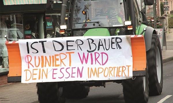 "Landwirte sehen ""Grenze überschritten"" - Heidekreis - Walsroder Zeitung"