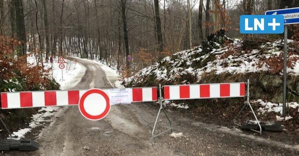 Ordnungsamt sperrt Bungsberg für Wintersportler wegen Corona-Maßnahmen