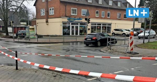 Ampel defekt: bereits mehrere Unfälle in Bad Schwartau
