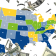 Sports Betting Tax Revenue By State - Top 5 Earners | ODDS.com