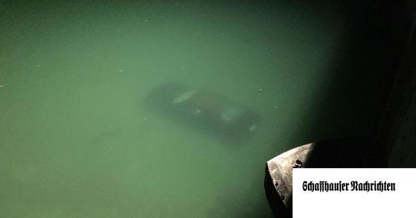 Die Froschmänner von Schaffhausen: Einsatz unter Wasser