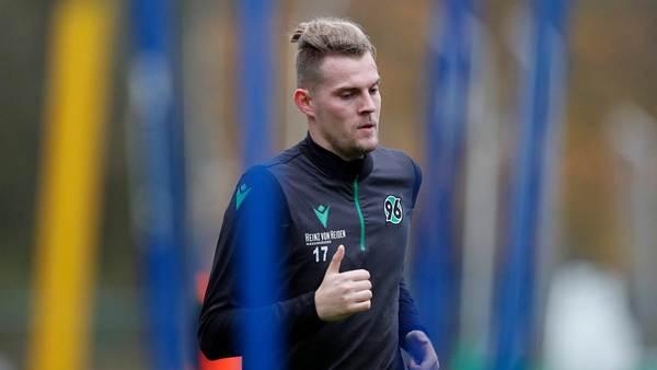 """Kocak mit Sonderlob für 96-Stürmer Ducksch: """"Besitzt enorm hohe Spielintelligenz"""""""
