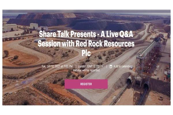 Red Rock Resources (RRR.L) Online Q&A Session