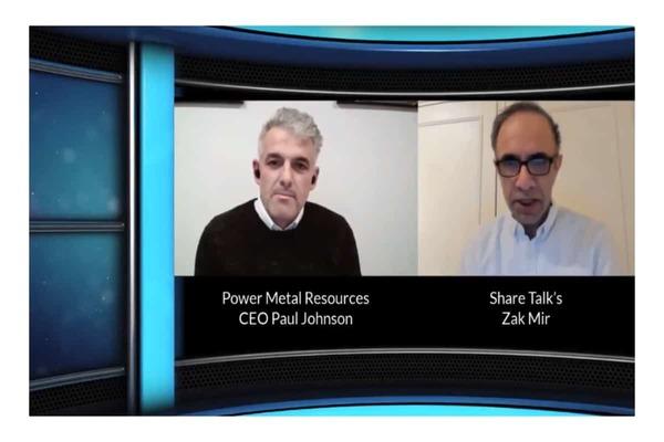 A Live Q&A Session with Power Metal Resources Plc (POW.L) Webinar