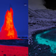 Shooting High-Res Thermal Photos of Iceland to Show Nature at Work
