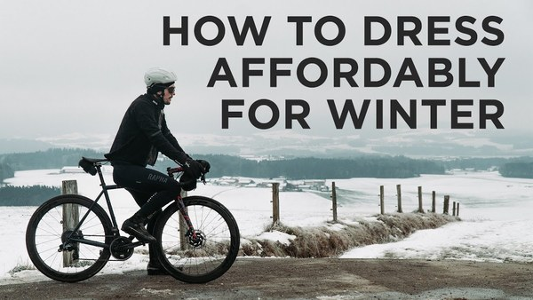 Winter Cycling Clothing Hacks