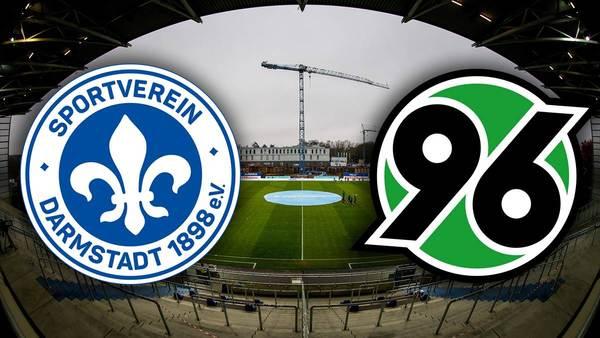 Die letzten Infos zum Auswärtsspiel von Hannover 96 beim SV Darmstadt 98 - Sportbuzzer.de