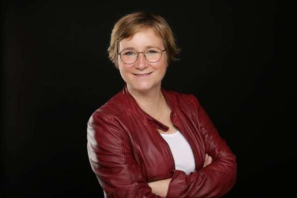 Unser Gast: Franziska Bluhm
