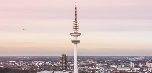 La tour Heinrich Hertz devrait réouvrir au public en 2024