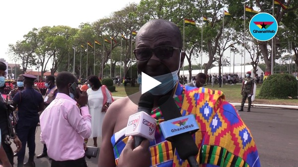 Fomena MP reacts to his appointment as Second Deputy Speaker