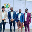 Ghanaian celebrities who did not miss Akufo-Addo's swearing-in ceremony
