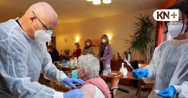 Kritik an Impfanmeldung: Senioren haben viele offene Fragen