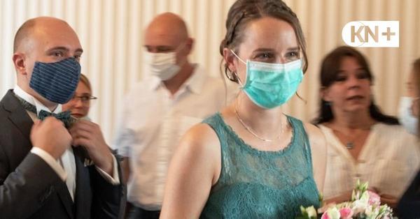 Wie schwer es Hochzeitspaare im Kreis Segeberg 2020 wegen Corona hatten