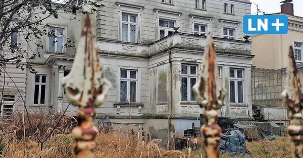 Vor der alten Villa: Lübecker Polizei verhaftet Mann aus dem Rockermilieu