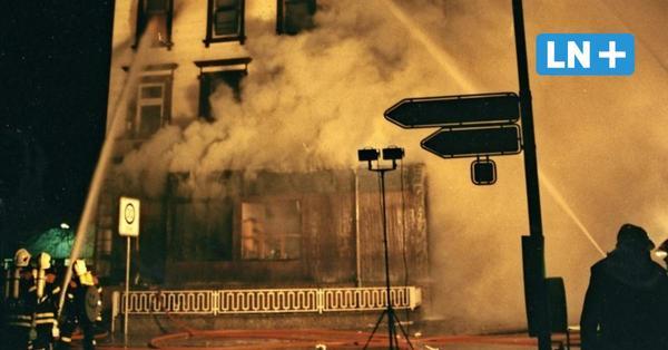 Vor 25 Jahren: Erinnerung an Brand in der Hafenstraße