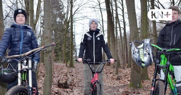 Mountainbiker sind sauer Warum dauert Parcours-Suche in Gettorf so lange?