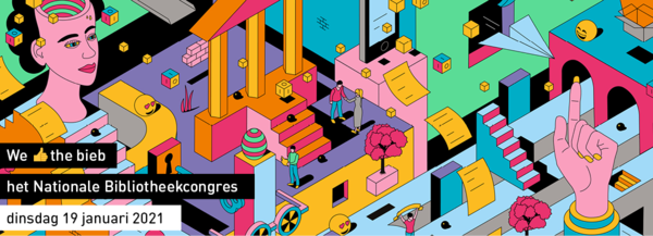 Home - Het Nationale Bibliotheekcongres 2021