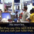Design Agency Trolls Ikea Places Its Product In-Store