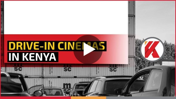 Drive-in Cinema in Nairobi