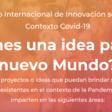 Concurso Internacional de Innovación social en el Contexto Covid-19